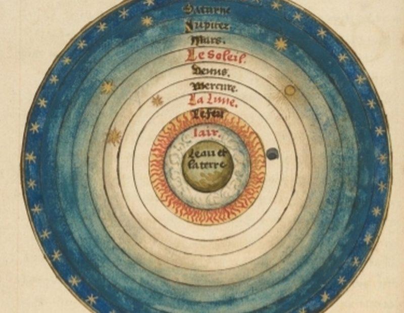 Nové periodikum o dejinách spoznávania vesmíru online